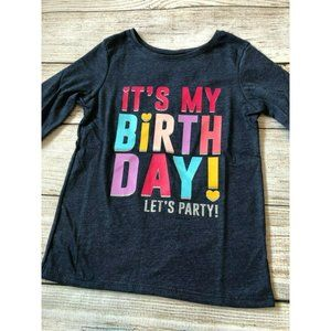 Garanimals It's My Birthday Let's Party Tee Shirt